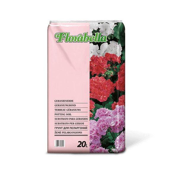 Florabella muskátli virágföld - 20 liter