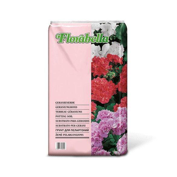 Florabella muskátli virágföld - 40 liter